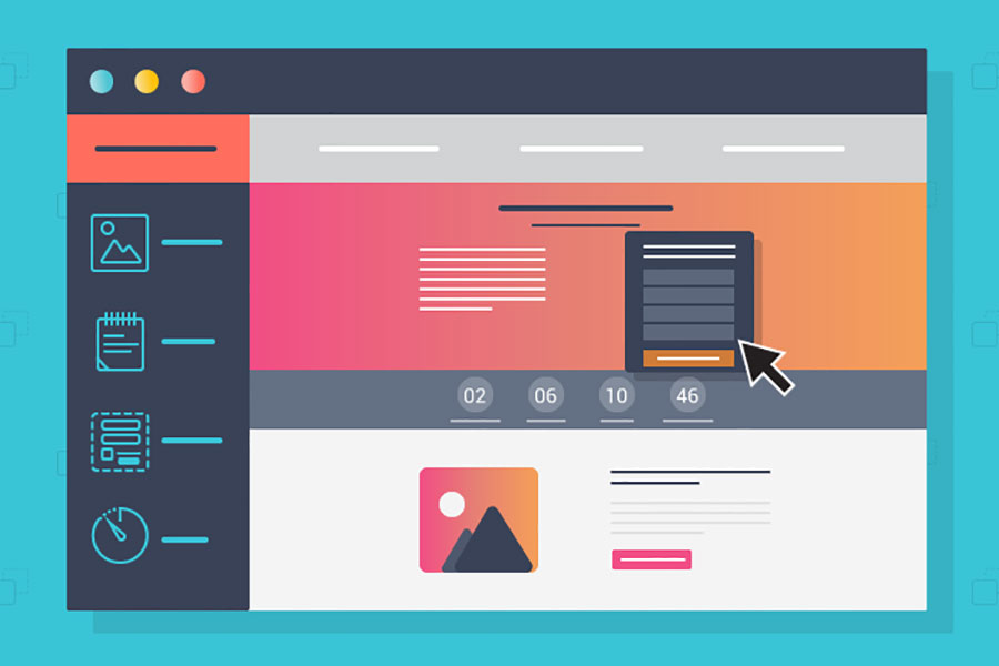 content writing copy for landing pages